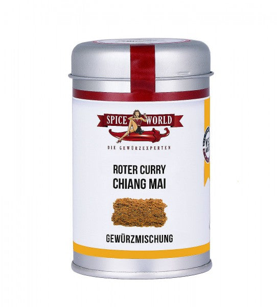 Roter Chiang Mai Curry 80g Streudose