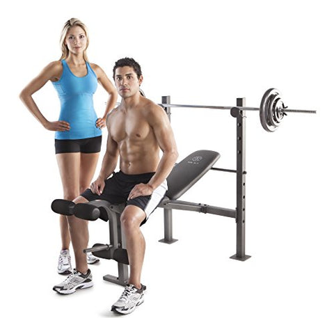 Gold's Gym XR 6.1 Weight Bench :