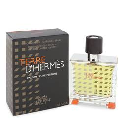 Terre D'hermes Pure Perfume Spray (Limited Edition 2019) By Hermes - Perfumele