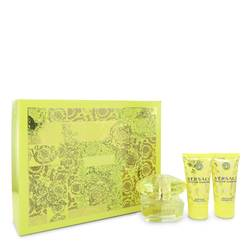 Versace Yellow Diamond Gift Set By Versace - Perfumele