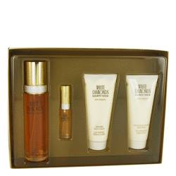 White Diamonds Gift Set By Elizabeth Taylor - Perfumele