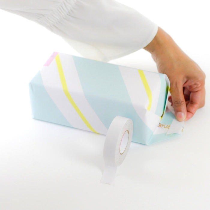 DOUBLE SIDED WRAPPING TAPE