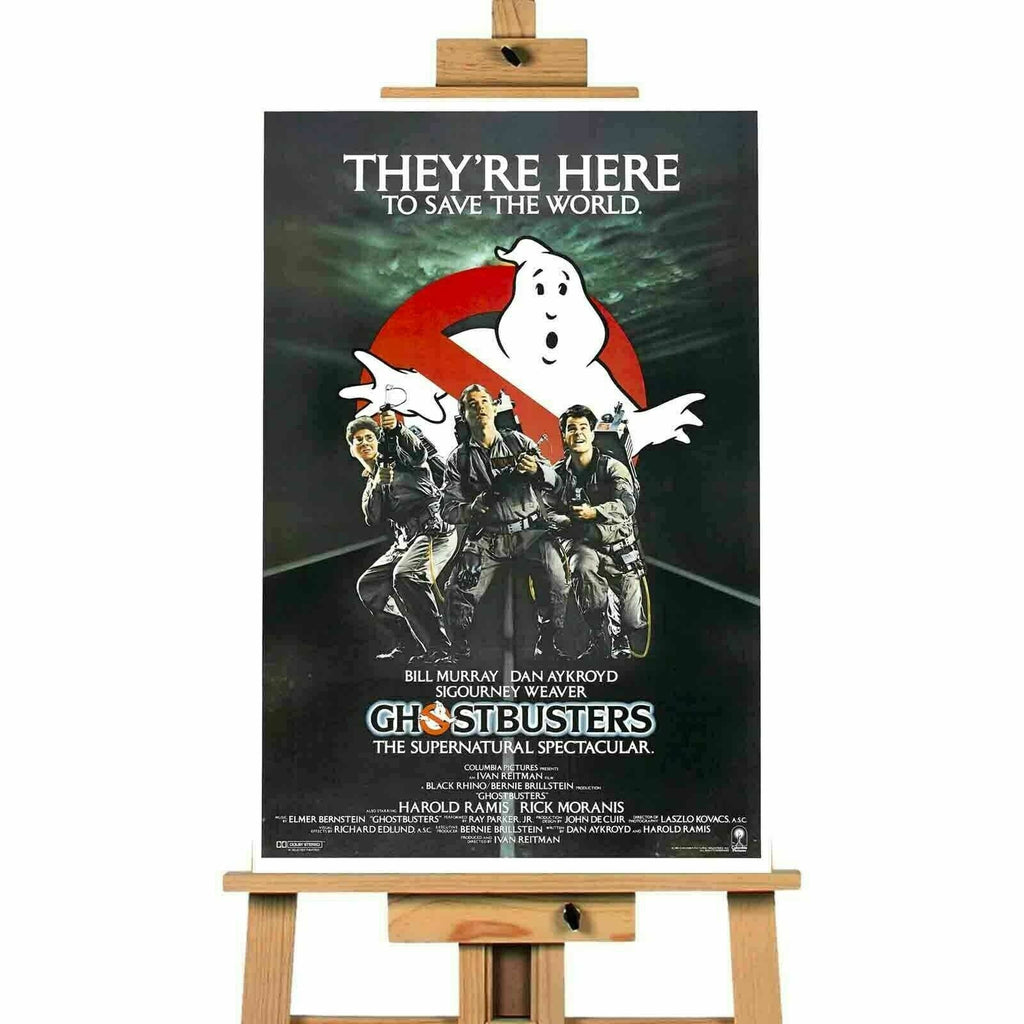 Ghostbusters Movie  Canvas Print Wall Art