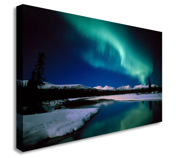 LANDSCAPE ART Canvas Wall Art Picture Print