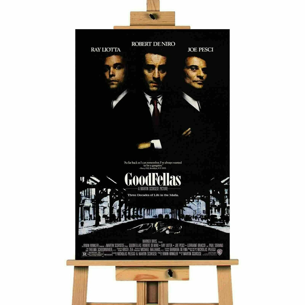 Goodfellas Movie  Canvas Print Wall Art Poster