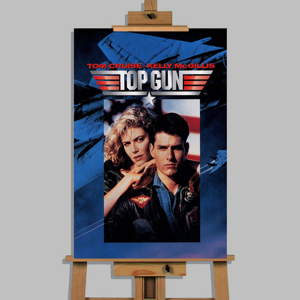 Top Gun Movie Canvas Print Wall Art