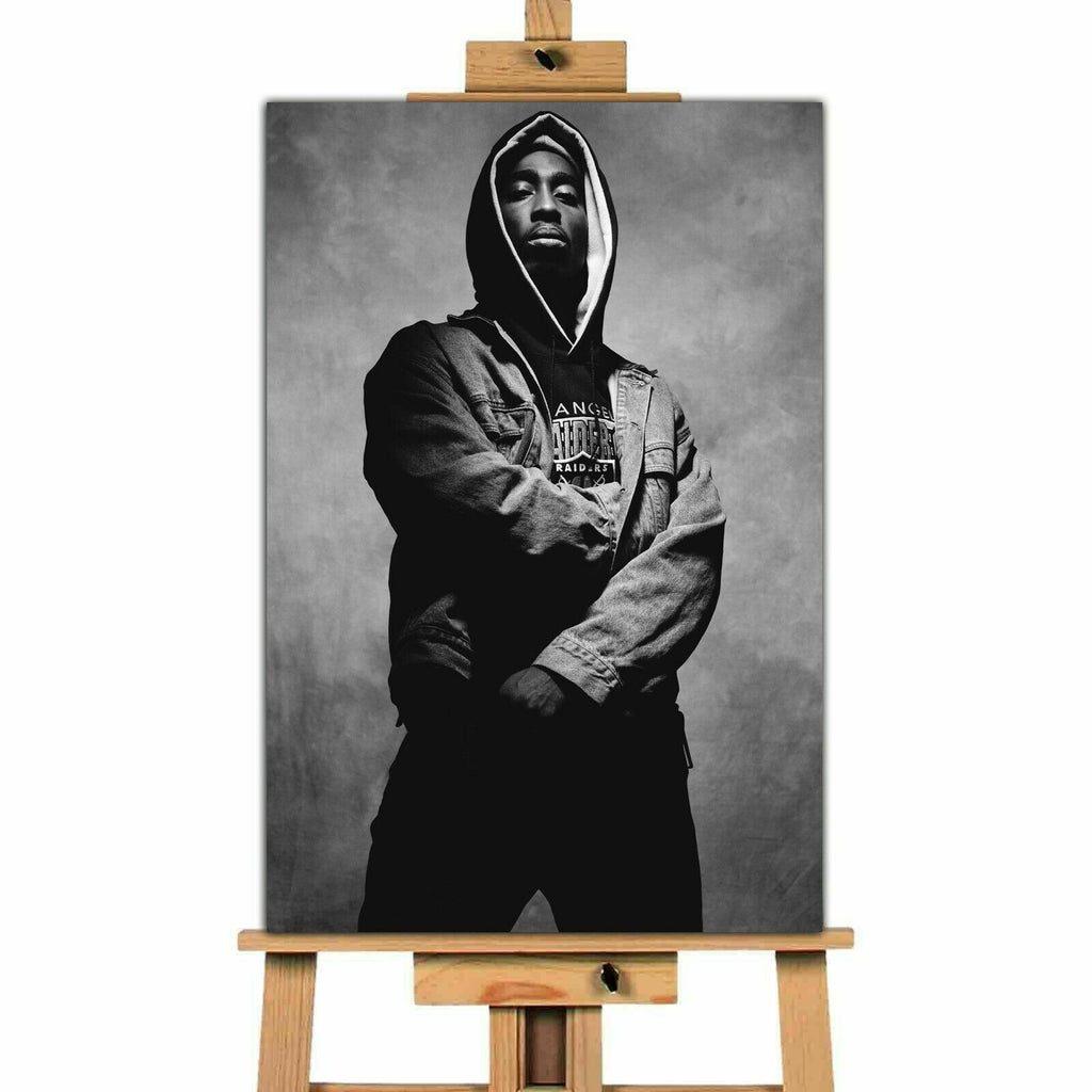 Tupac Resurrection  Canvas Print Wall Art Picture