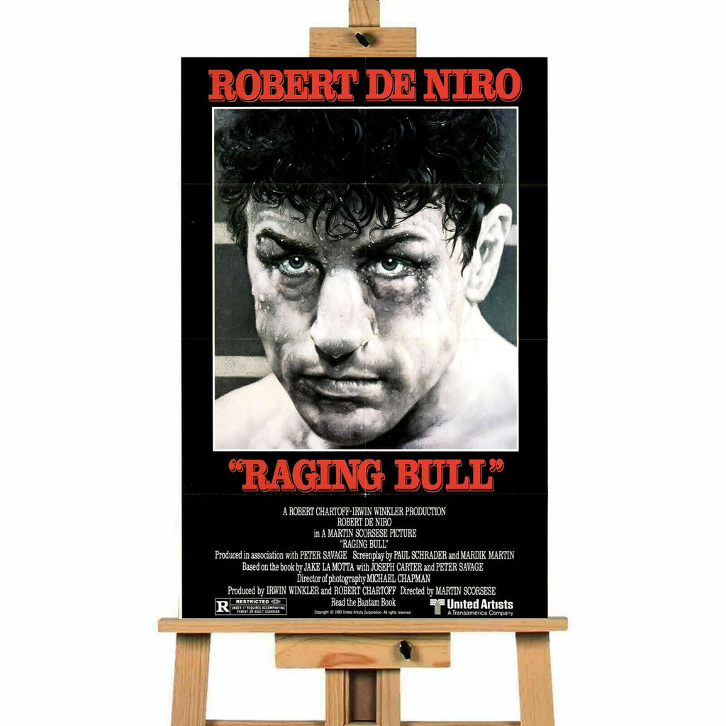 Raging Bull  Movie Canvas Print Wall Art