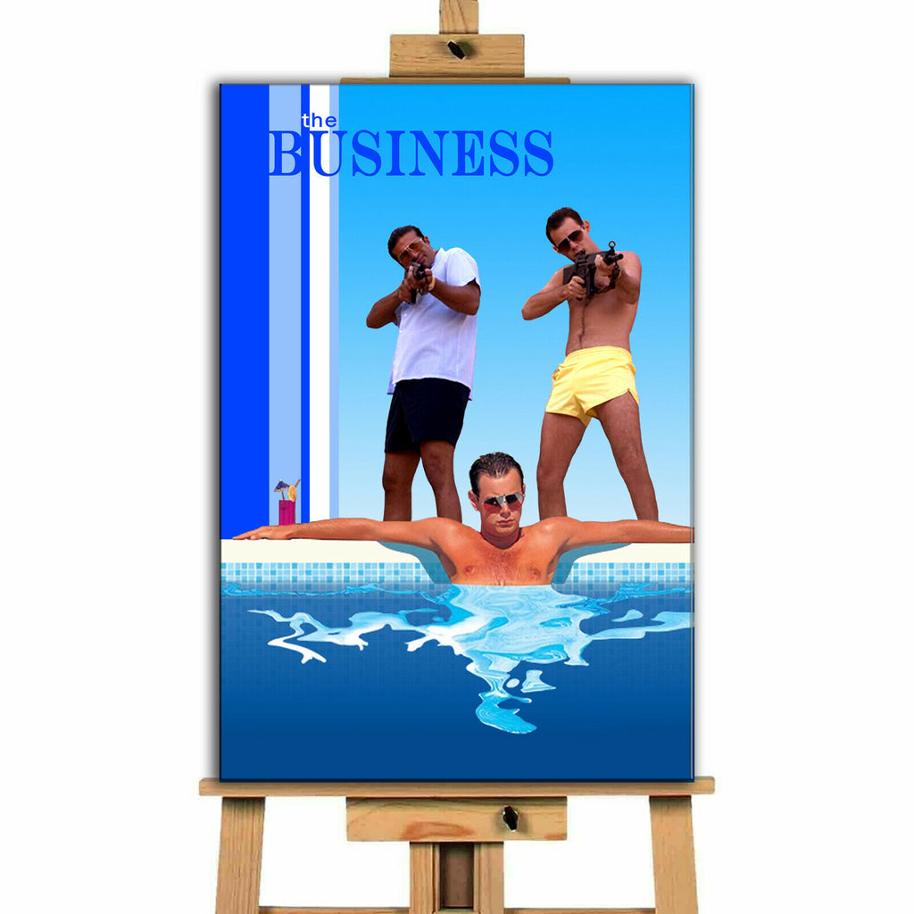 The Business Movie Canvas Print Wall Art