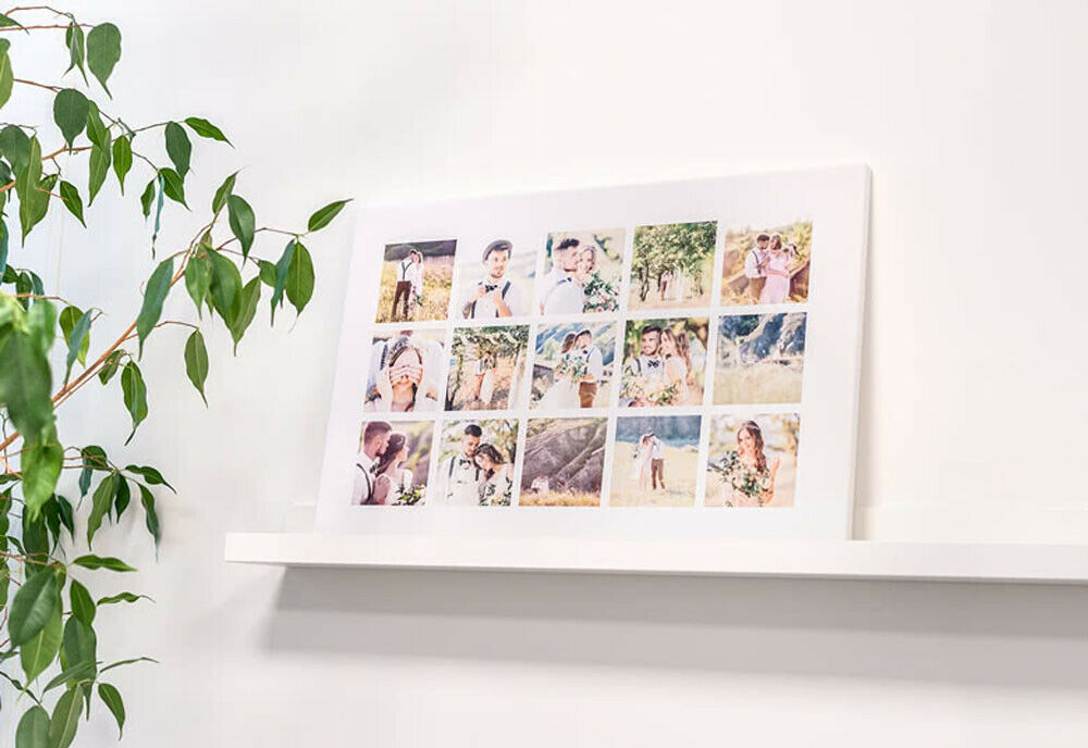 Personal photo Canvas Wall Art Picture Print