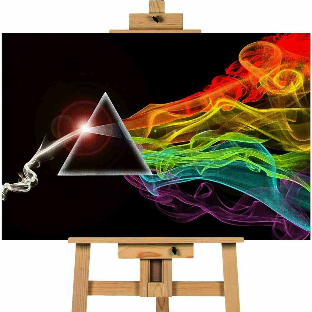 Pink Floyd Dark Side Of The Moon Canvas Print Wall Art