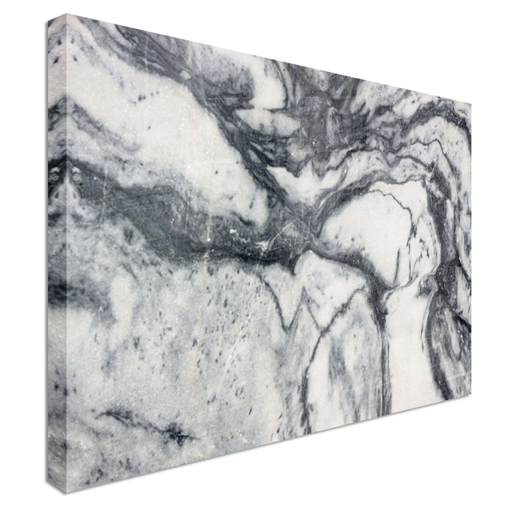 Modern Abstract Marble Effect Canvas Wall Art Picture Print