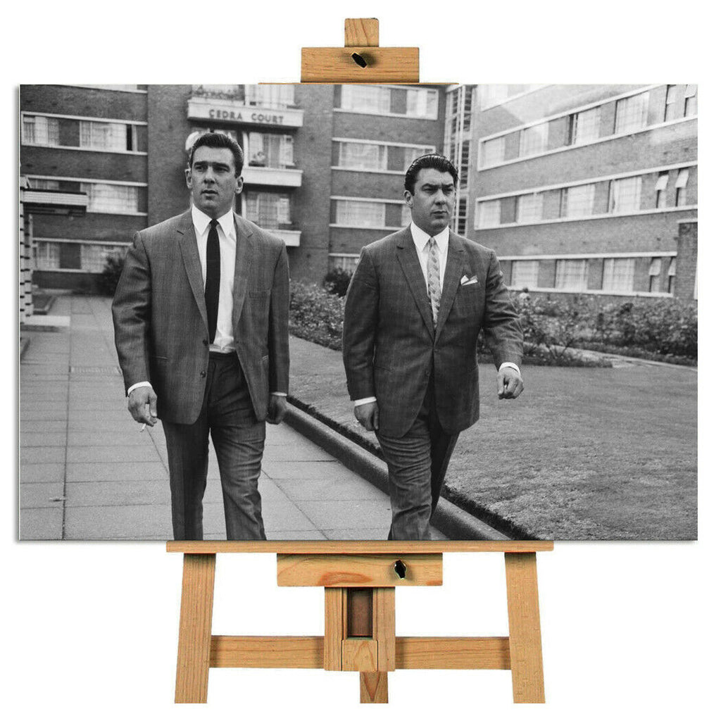 Kray Twins Eastenders Canvas Picture Wall Art Print