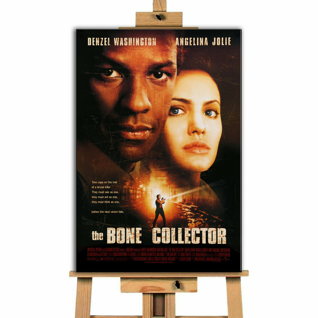 The Bone Collector  Canvas Print Wall Art