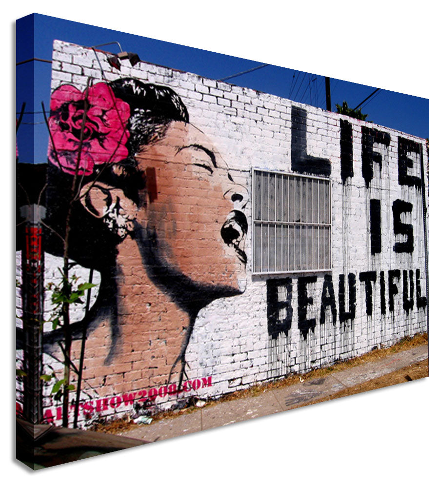 Life Is Beautiful Woman