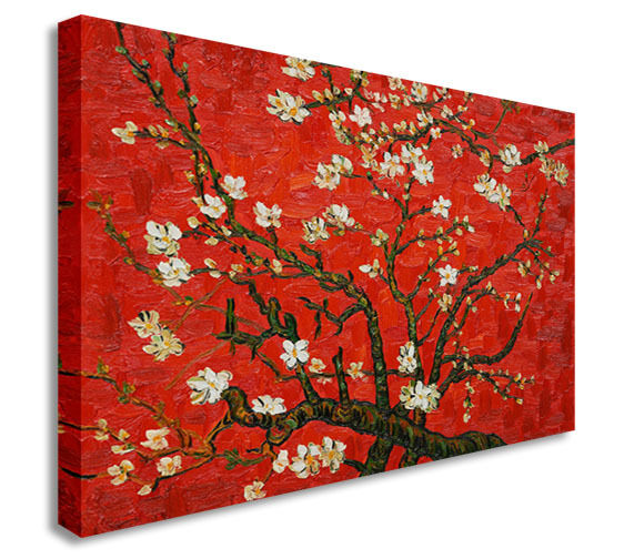 Almond Blossoms (Van Gogh series) Canvas Wall Art Picture Print