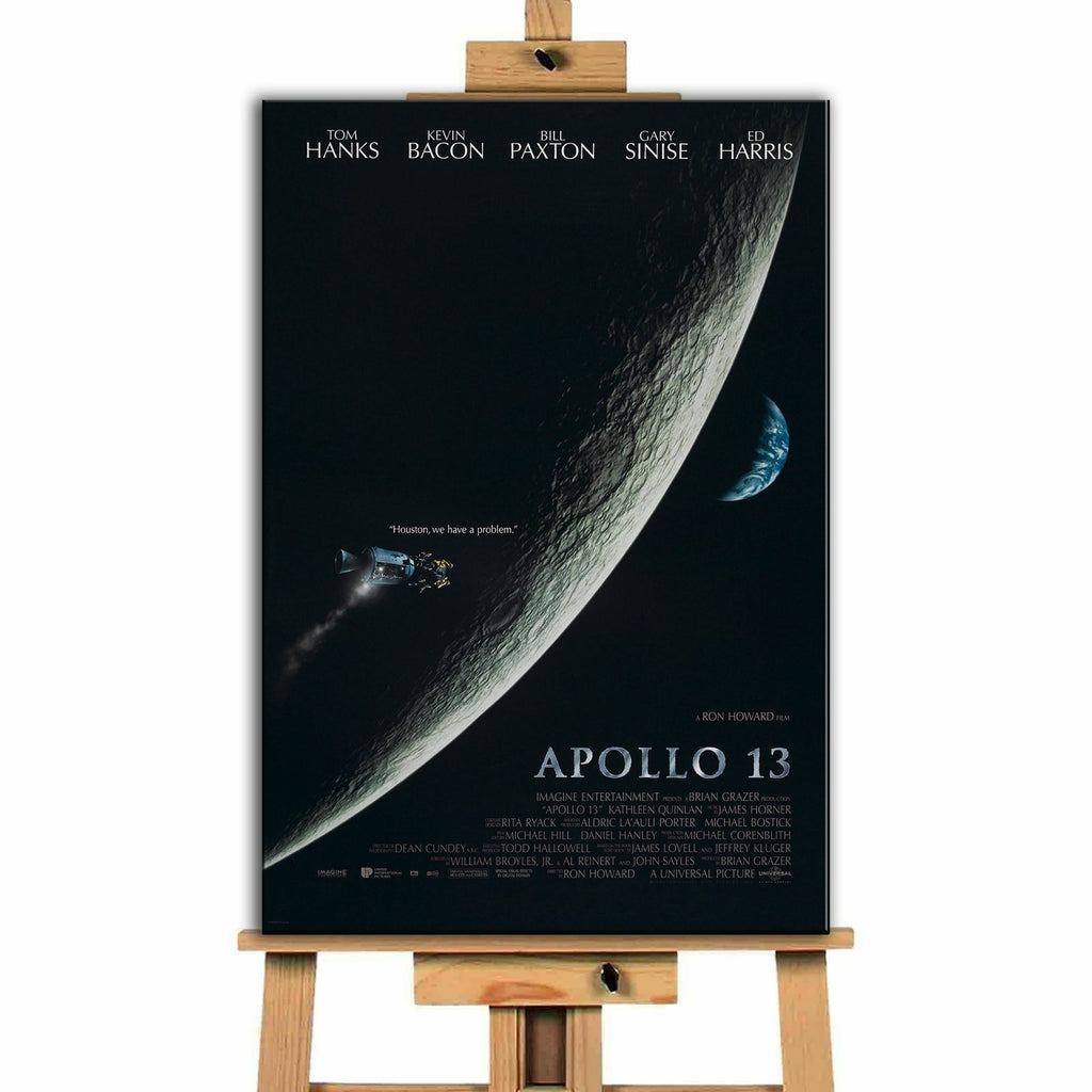 Apollo 13<br> Canvas Print </br>