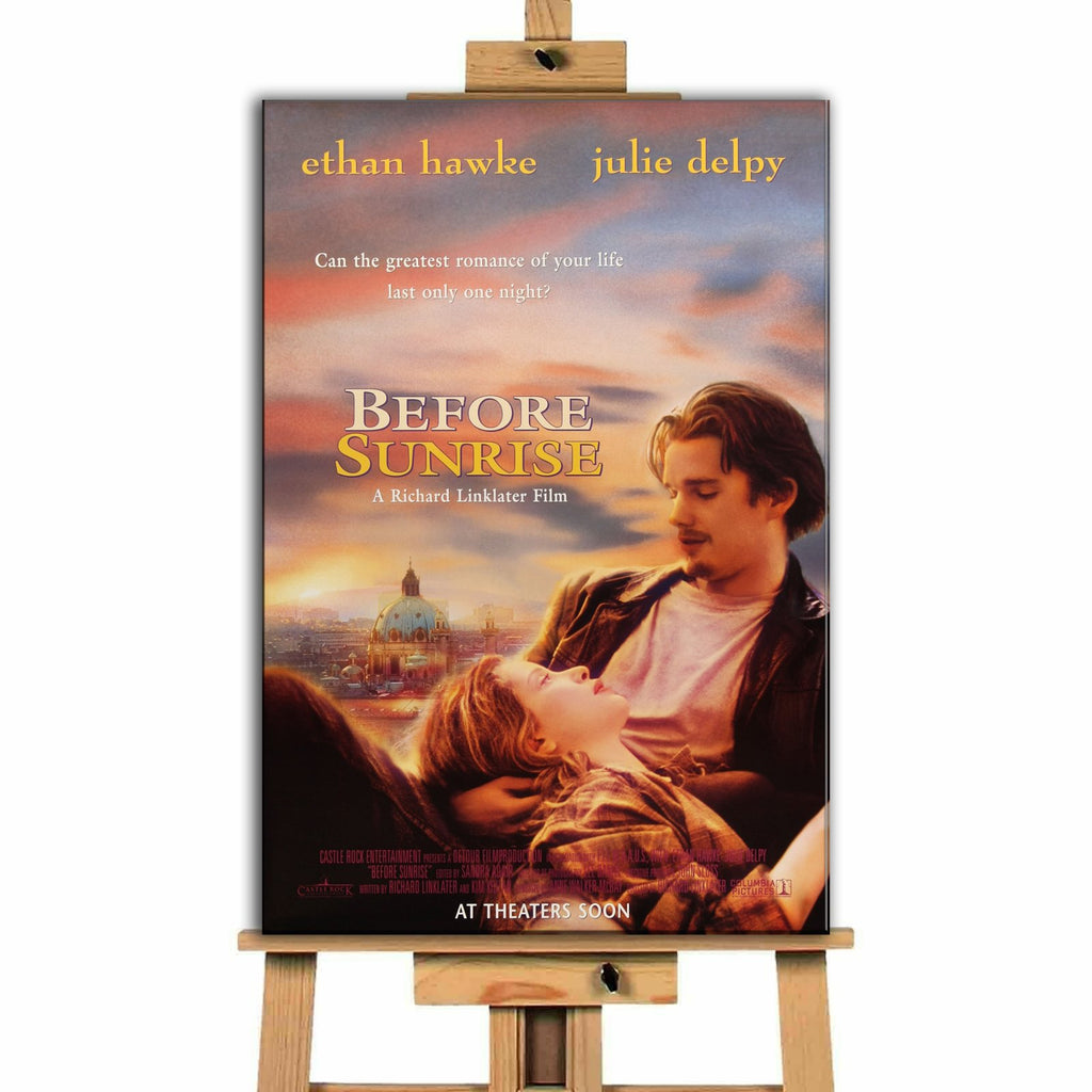 Before Sunrise<br> Canvas Print </br>
