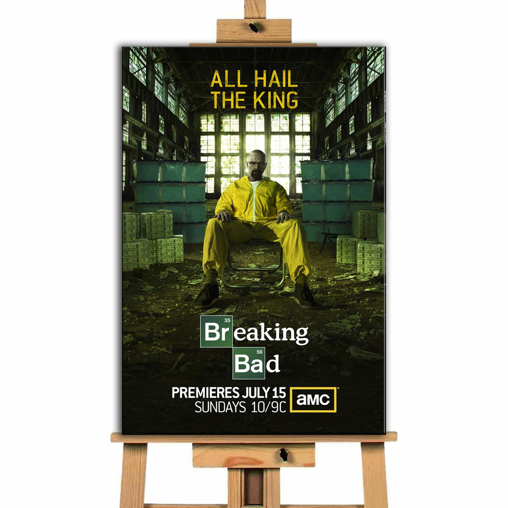 Breaking Bad<br> Canvas Print </br>
