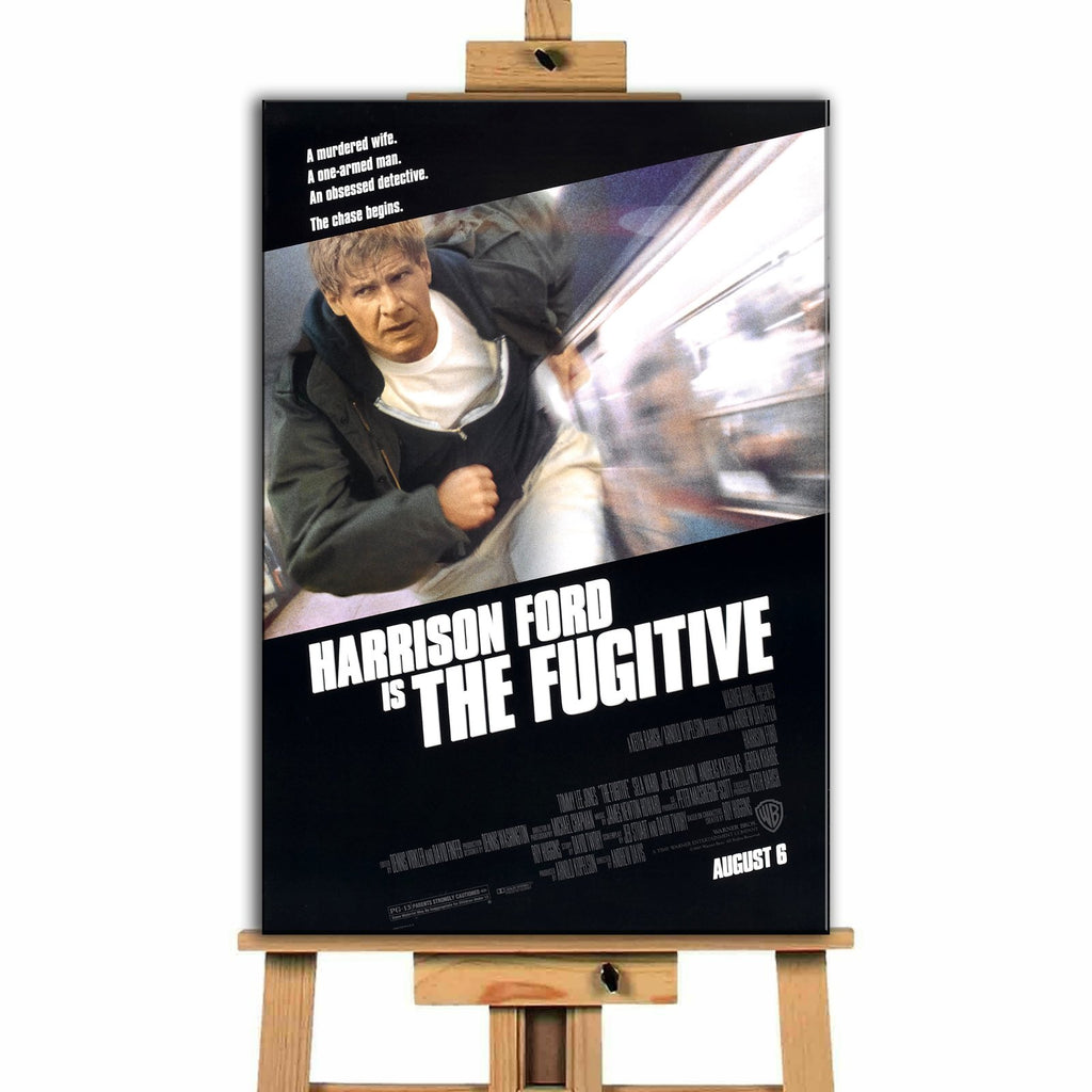 The Fugitive <br> Canvas Print </br>
