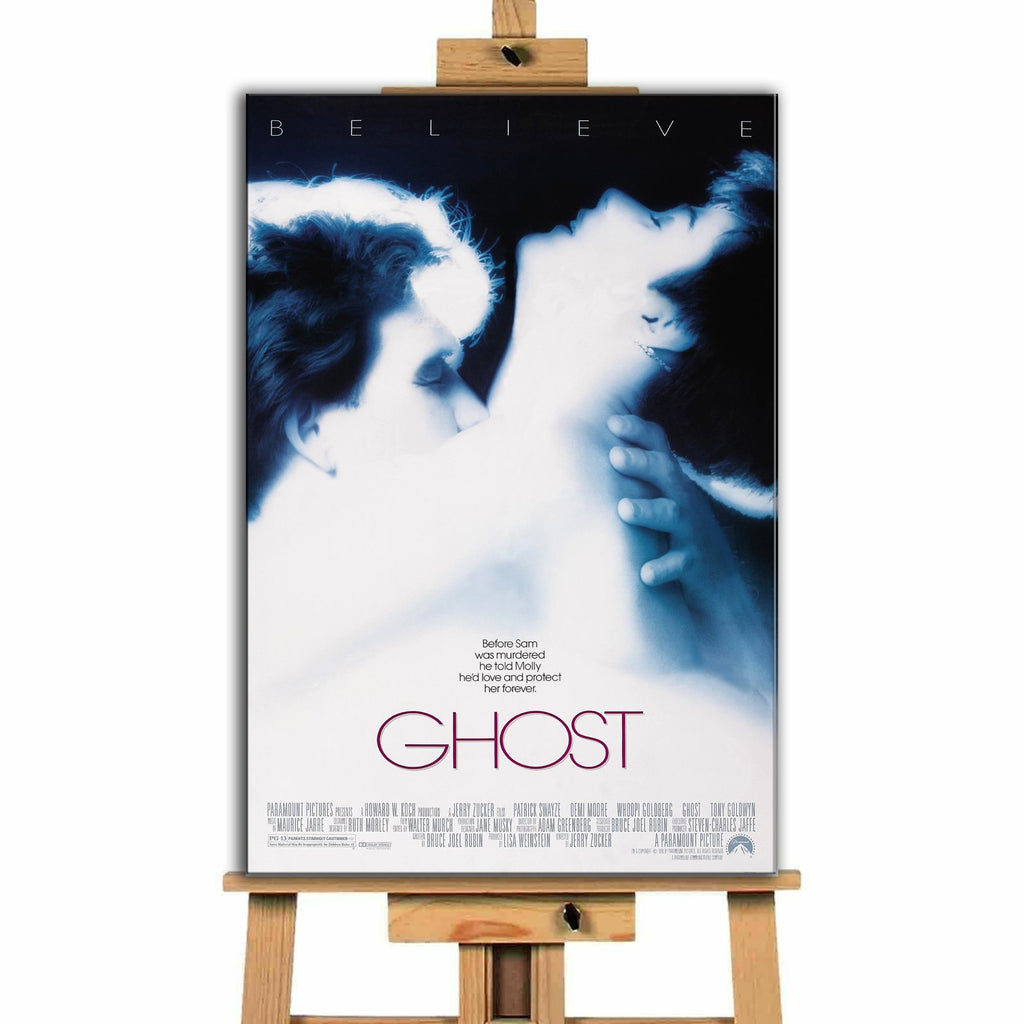 Ghost<br> Canvas Print </br>