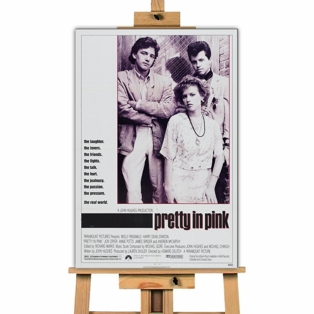 Pretty In Pink<br> Canvas Print </br>