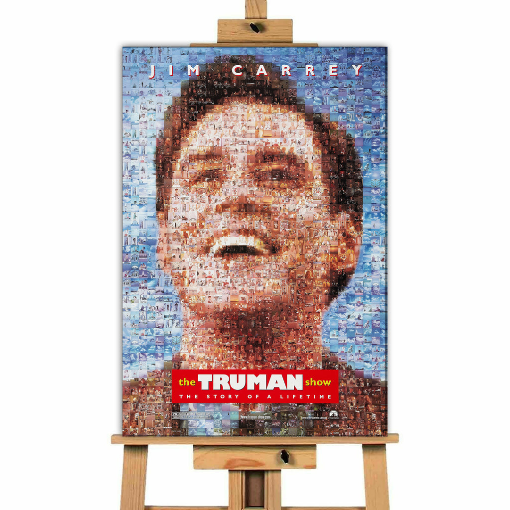 The Truman Show<br> Canvas Print </br>