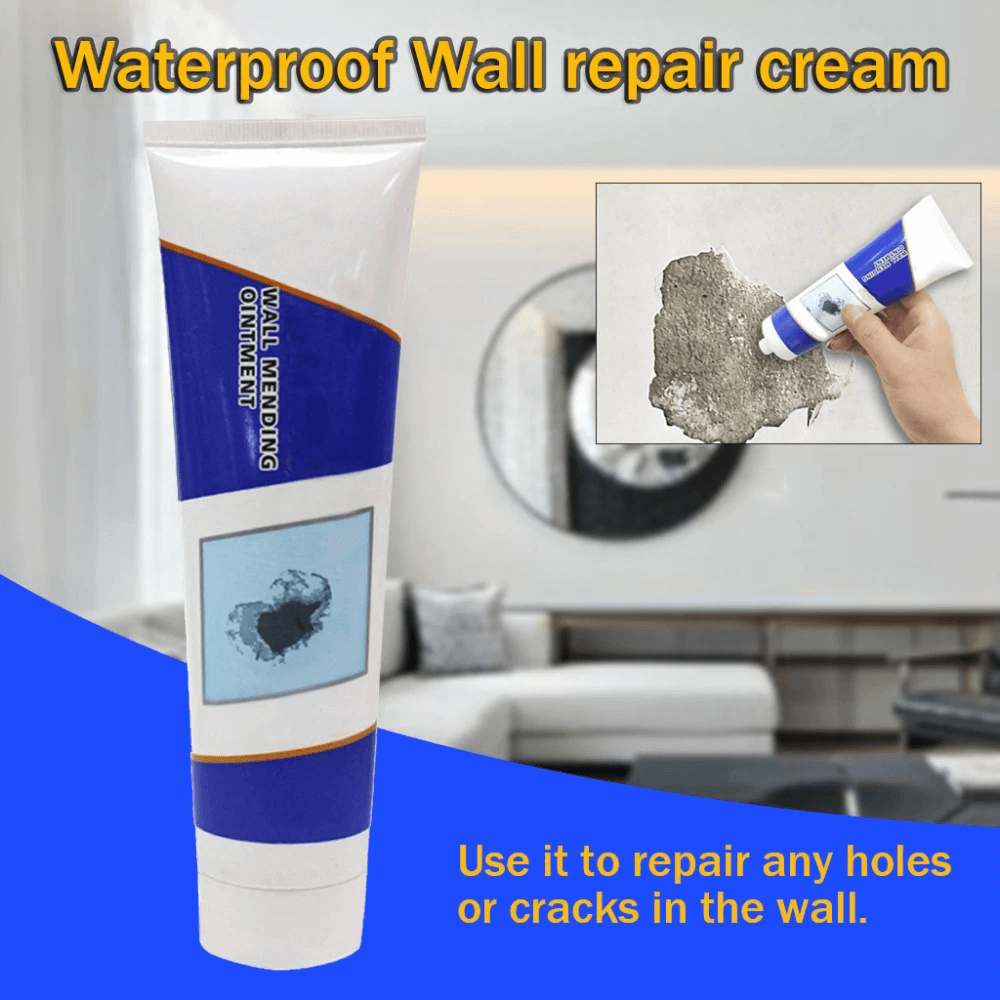 2S™: Easy Wall Crack Fixer (2019 Upgraded)