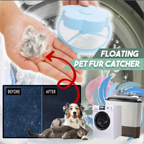 FilBg™: Floating Pet Fur Catcher (New 2019) FilBg™: Floating Pet Fur Catcher (New 2019)