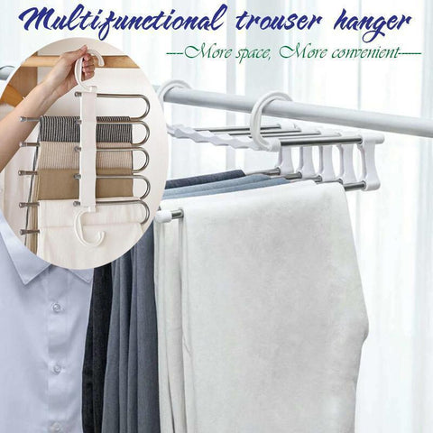 HOMEDAY™ - Multi-functional Pants Hanger HOMEDAY™ - Multi-functional Pants Hanger