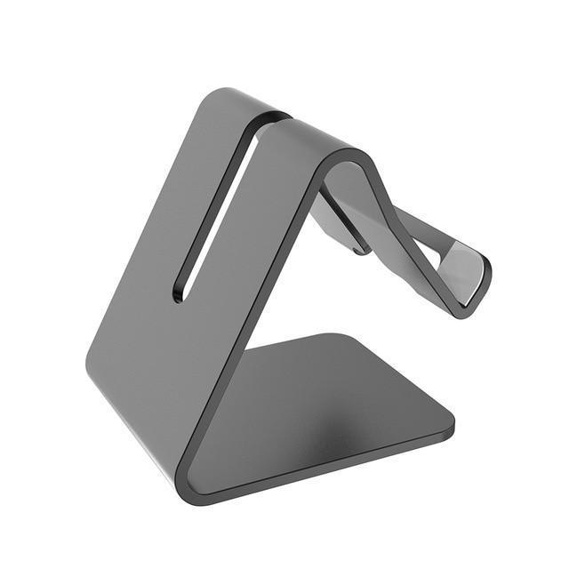 Mobile Phone Tablet Stand default Mobile Phone Tablet Stand black