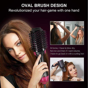 ONE-STEP HAIR DRYER & VOLUMIZER STYLER (2 in 1) ONE-STEP HAIR DRYER & VOLUMIZER STYLER (2 in 1)