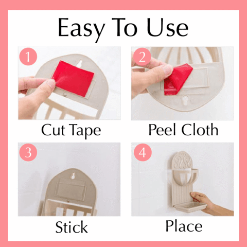Tapie™ - Traceless Washable Nano Adhesive Tape Tapie™ - Traceless Washable Nano Adhesive Tape