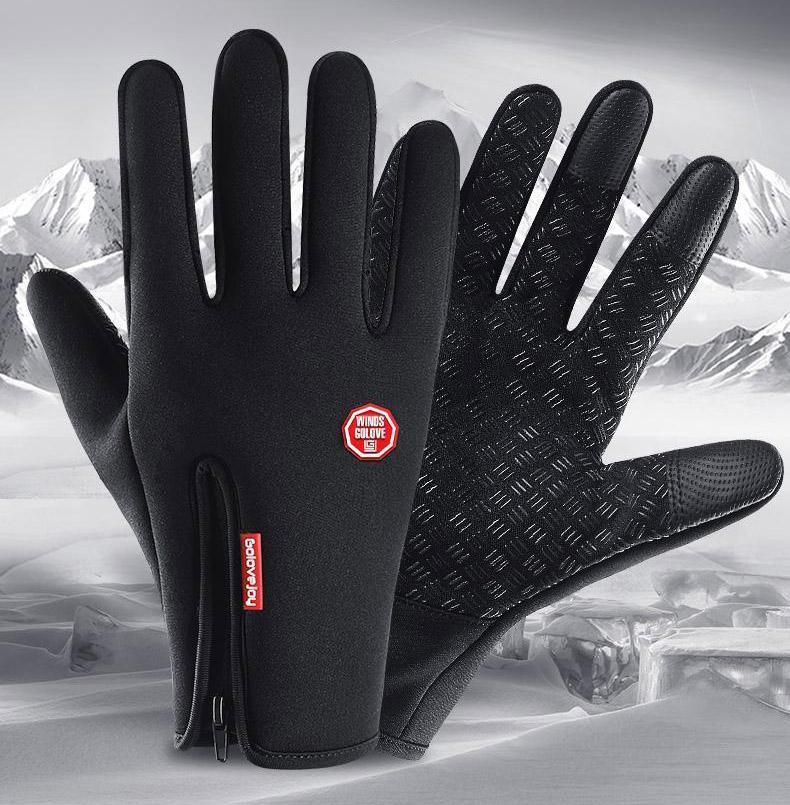 Thermatech™ Premium Thermala Gloves default Thermatech™ Premium Thermala Gloves Black