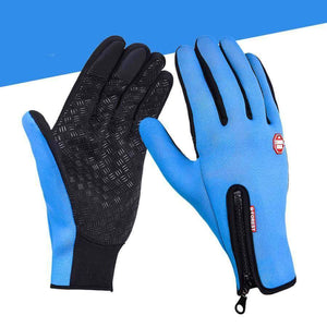 Waterproof Touchscreen Cycling Gloves default Waterproof Touchscreen Cycling Gloves