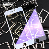 Remax Emperor Series 9D Anti Blue-ray Tempered Glass GL-32 iPhone 7/8 - White
