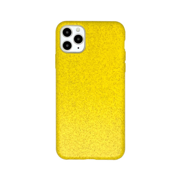 CaseMania Case 6 for iPhone 11 Pro Max Ecofriendly - Yellow