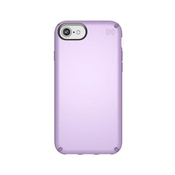 Speck (Apple Exclusive) Presidio Metallic Case for iPhone 6/6s/7/8 Taro Purple Metallic/Haze - Purple