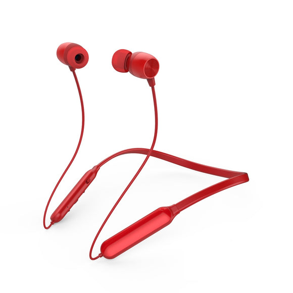 Remax Bluetooth Neckband Sports Headset RB-S17 - Red