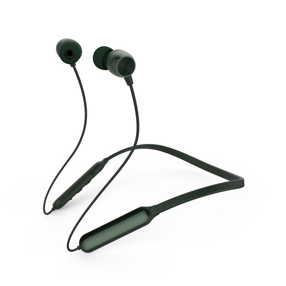 Remax Bluetooth Neckband Sports Headset RB-S17 dark - Green