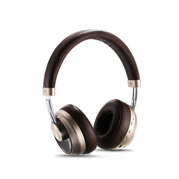 Remax Music Bluetooth Headphone RB-500HB - Brown