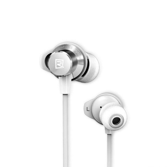 Remax RB-S7 Sporty Bluetooth Earphone - White