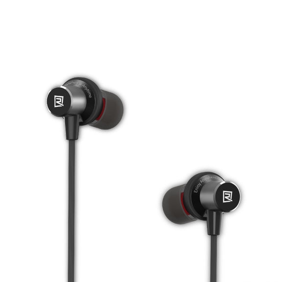 Remax RB-S7 Sporty Bluetooth Earphone - Black