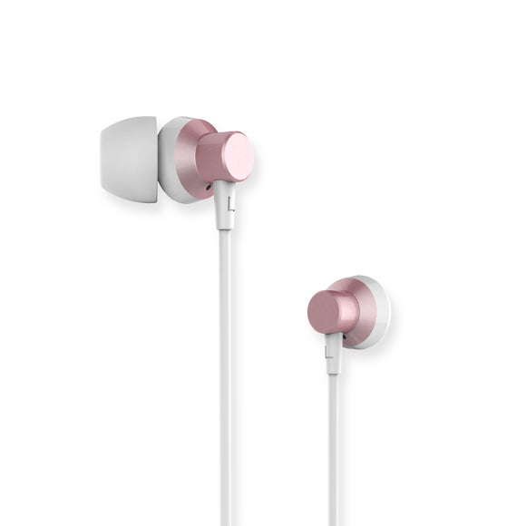 Remax Wired Music Earphone RM-512 - Pink