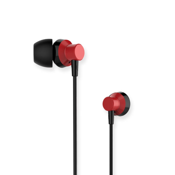 Remax Wired Music Earphone RM-512 - Red