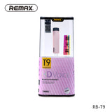 Remax Bluetooth Earphone T9 - Pink