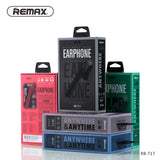 Remax Business type bluetooth earphone RB-T17 - Black