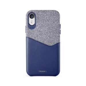Remax Hiram Series Phone Case RM-1650 for iPhone XR - Blue