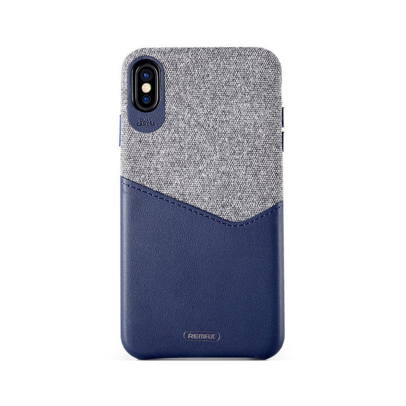 Remax Hiram Series Phone Case RM-1650 for iPhone XS Max - Blue