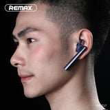 Remax Business type bluetooth earphone RB-T17 - Gray